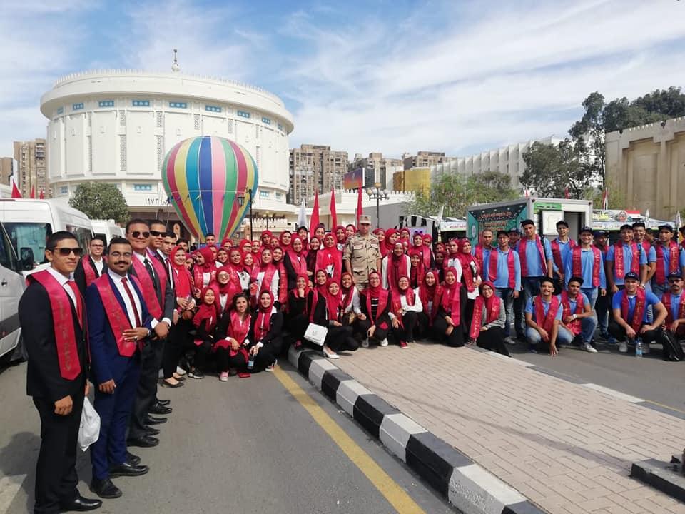 military service-Ainshams University